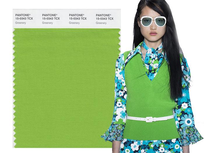 0c21ce86e24f Si conclude la lista dei colori da indossare tra le tendenze moda primavera-estate  2017